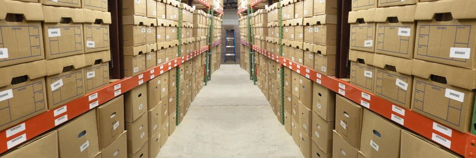 Customized & Reliable Document Storage File Storage & Management Services